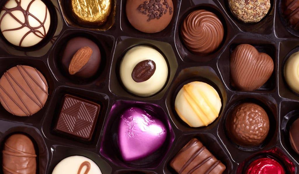 Шоколад для хорошего настроения