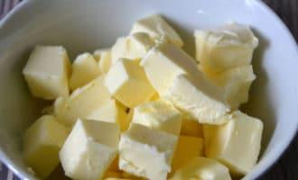 Сливочное масло кубиком
