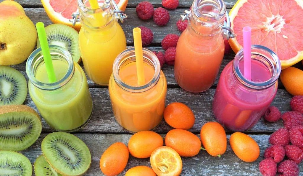 Смузи из фруктов