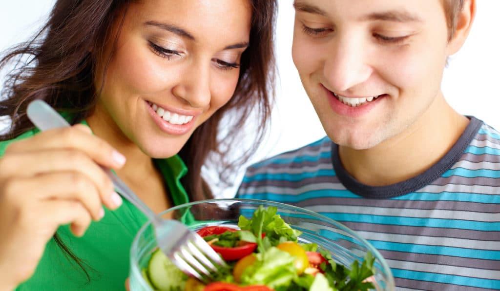 вегетарианцы и веганы