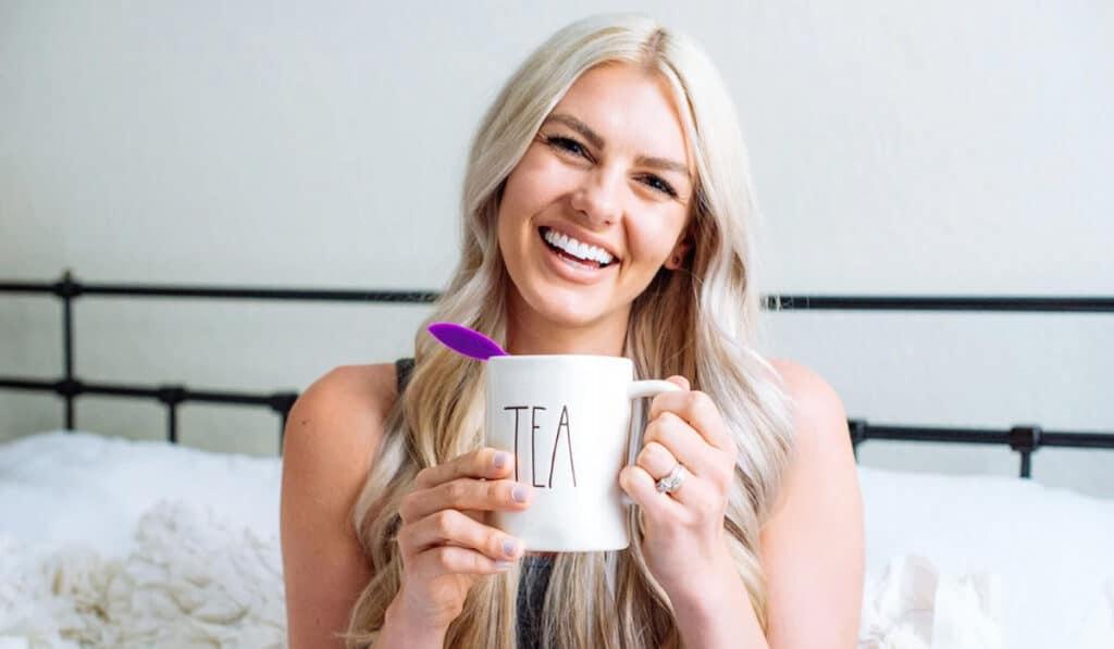 Чай предотвращает старение