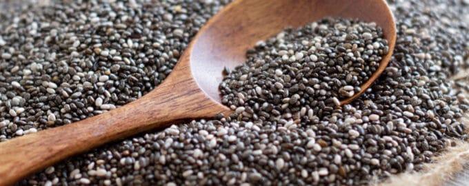 Что такое семена чиа