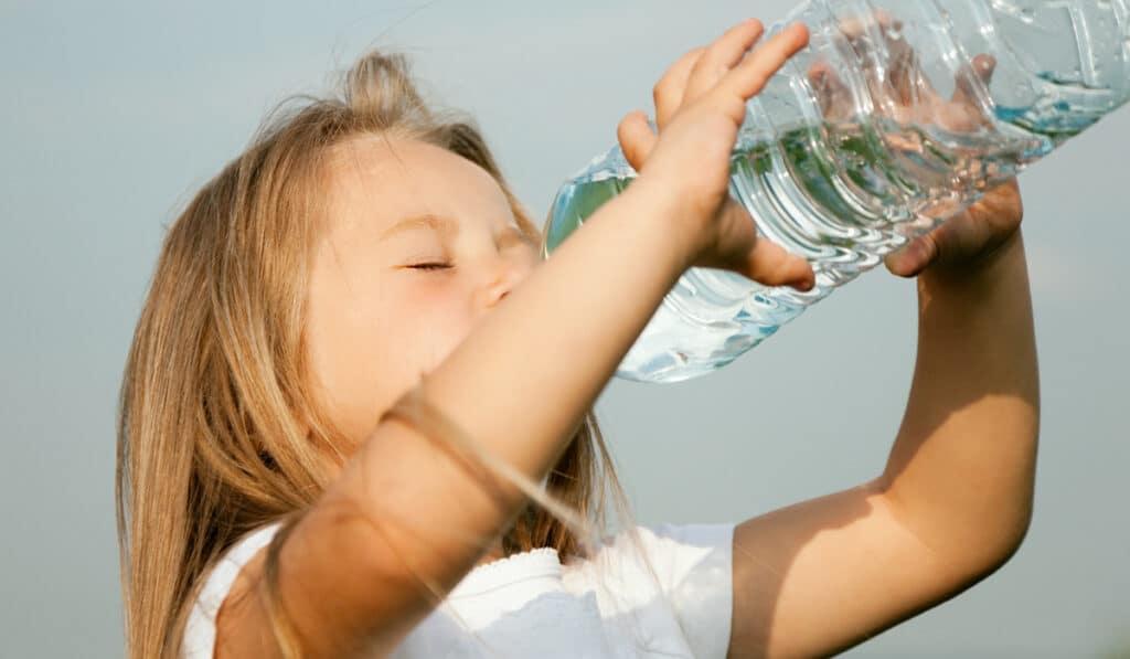 Ежедневная норма воды для детей разных возрастов