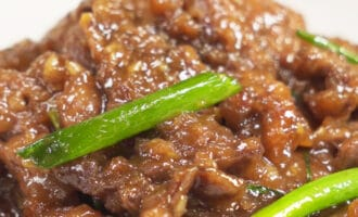 Говядина по-монгольски рецепт