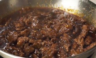 говяжья вырезка в соевом соусе