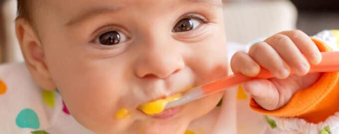 Как готовить детское пюре