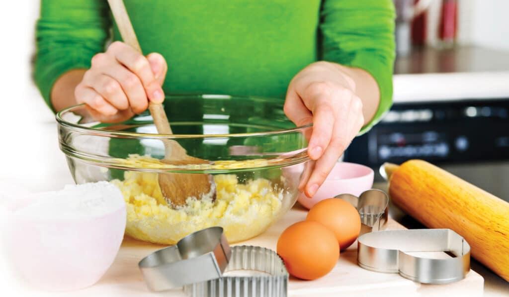 Как готовить здоровую выпечку