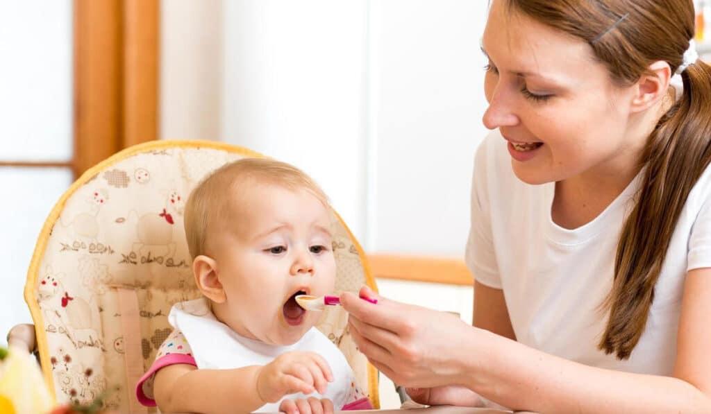 Правила приготовления и хранения детской еды