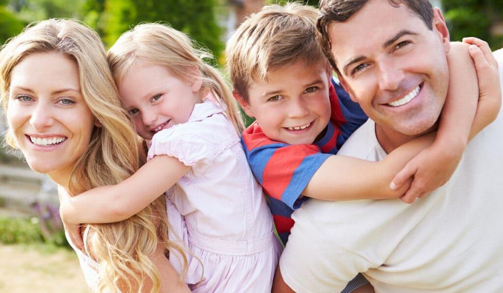 Правила здоровой семьи