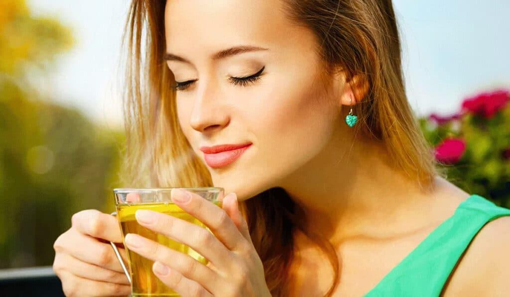 Зеленый чай от болезней сердца