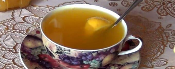 Чай с куркумой рецепт