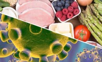 Коронавирус и еда