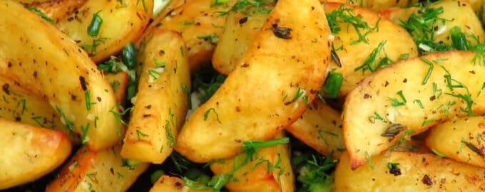 Картофель по селянски рецепт