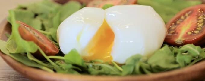 яйцо пашот рецепт