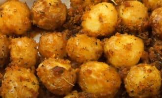 Картофель с сухарями рецепт