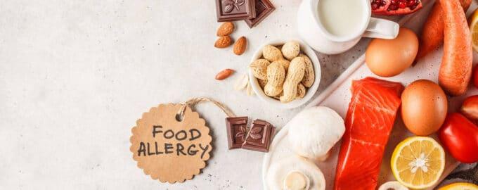 Пищевая аллергия и непереносимость