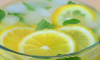 Лимонад с имбирем рецепт