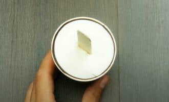 пломбир с деревянной палочкой