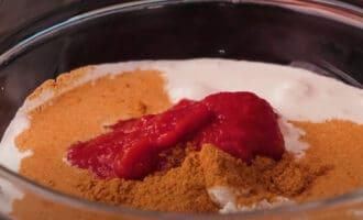 Сливочный соус с карри