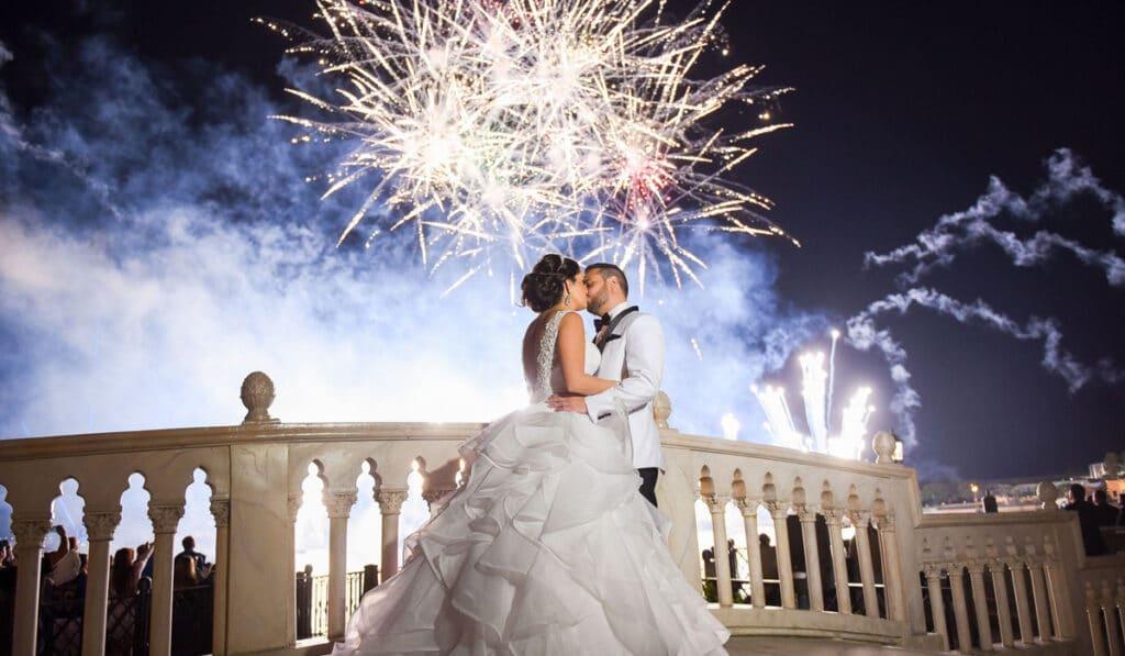 Сюрпризы на свадьбе