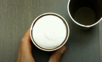 пломбир в стаканчике