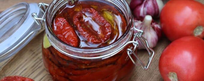 Вяленые томаты рецепт