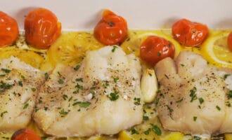 Белая рыба по-гречески рецепт