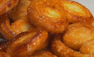 Домашнее печенье Ушки рецепт