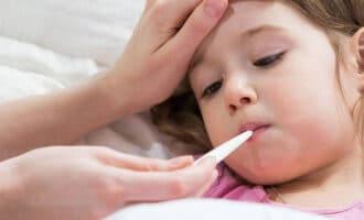 Чем кормить ребенка во время болезни