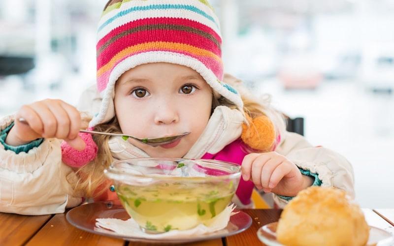 Супы во время болезни