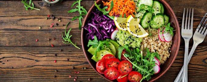 Как нарастить мышцы вегетарианцу