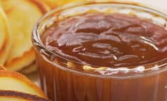 Карамельно-сливочный соус