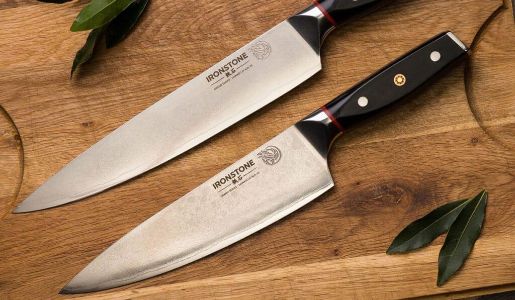 Штампованный нож
