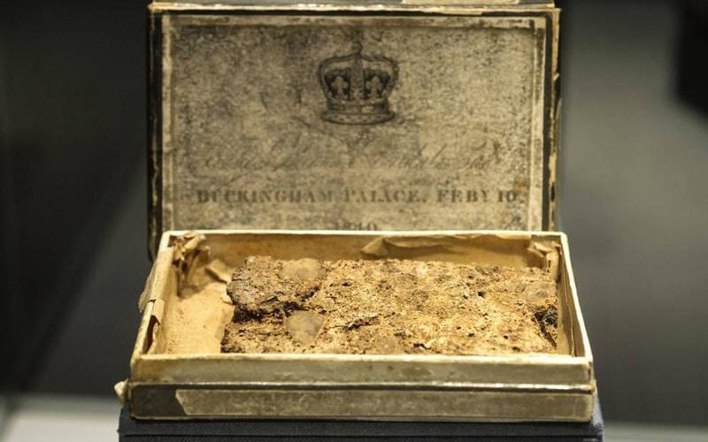 Торт королевы Виктории