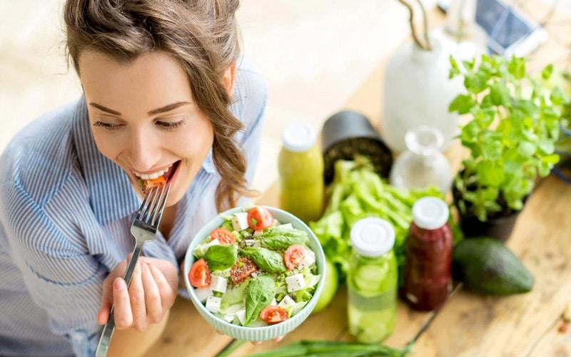 Как питатся вегетарианцу