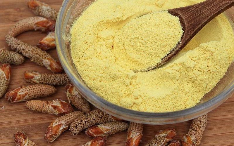 Польза пыльцы для здоровья