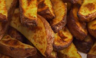 Картофель с хрустящей корочкой