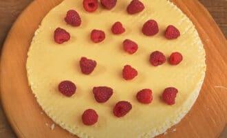 Перемазка торта