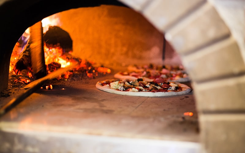 Как пицца распространилась в мире
