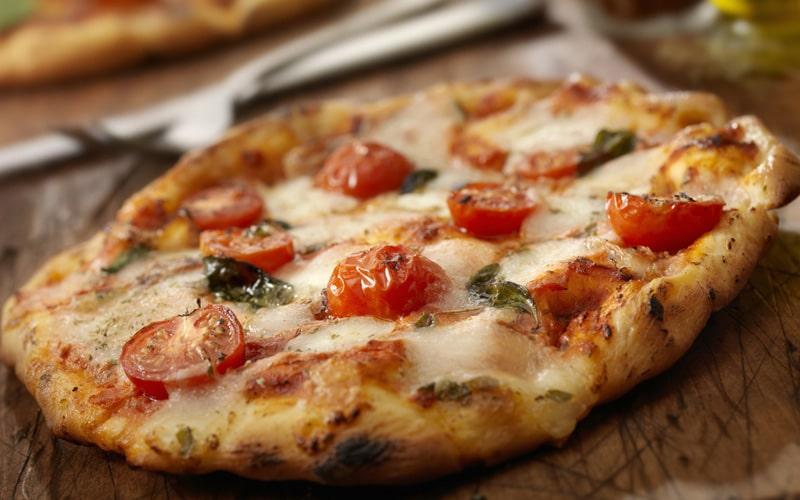 Первая пицца