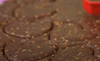 Формирование печенья