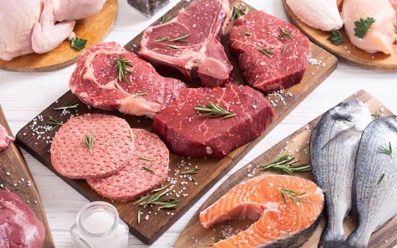 Как выбрать мясо и рыбу