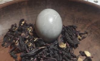 яйца каркаде 10 минут окраски