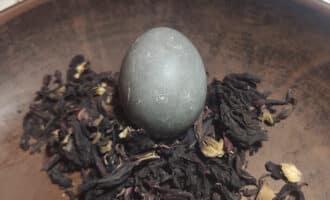 яйца каркаде 20 минут окраски