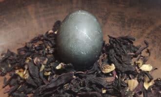 яйца каркаде 60 минут окраски