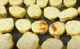 Картофель с сыром в духовке