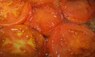 Обжаренные помидоры